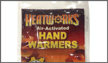 Hand and Feet Warmers