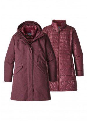 Patagonia Womens Vosque 3-in-1 Parka - WinterWomen.com