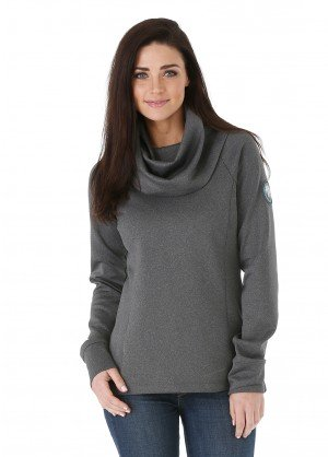 Spyder Womens Distinct T-Neck - WinterWomen.com