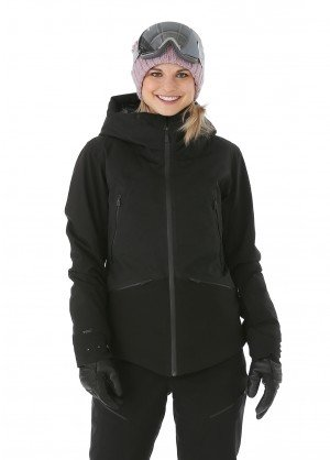 The North Face Women's Diameter Down Hybrid Jacket - WinterWomen.com