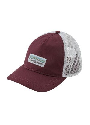 Patagonia Womens Label Layback Trucker Hat - WinterWomen.com